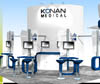 Trade Show exhibit design - Konan Medical - alt image 1