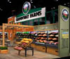 Trade Show exhibit design - Grimmway Farms - alt image 1