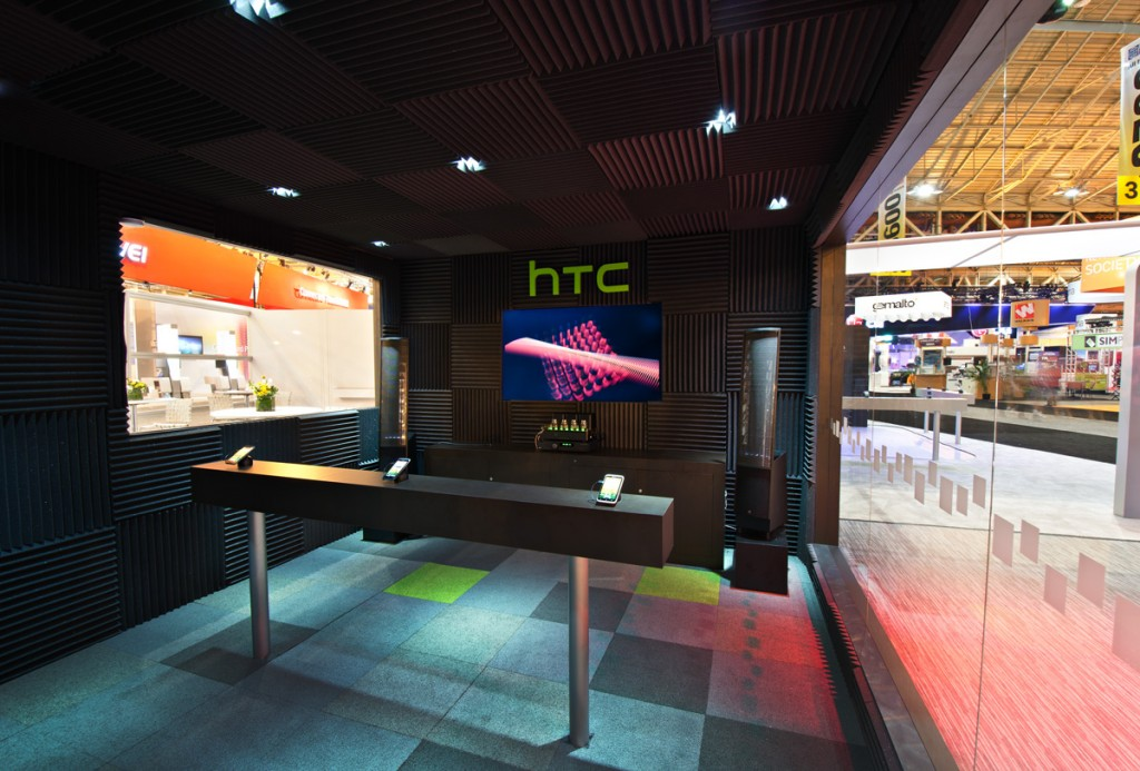 HTC Soundroom Experience at CTIA Wireless