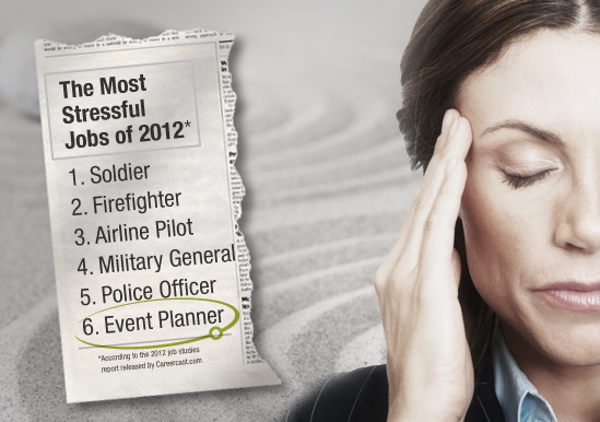 Event  & Tradeshow Planning Tips to Reduce Stress