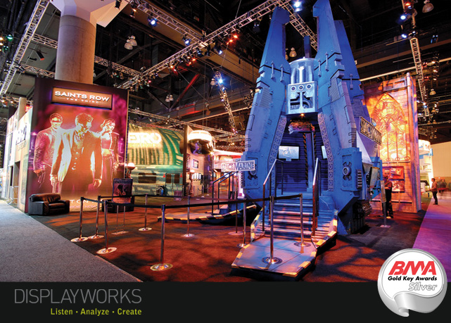 THQ E3 Booth