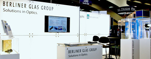 Tradeshow Exhibit at Semicon West in San Francisco