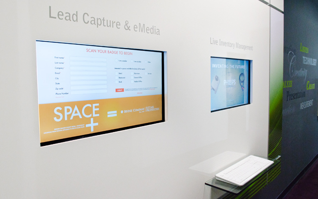 Tradeshow Lead Capture and eMedia Delivery