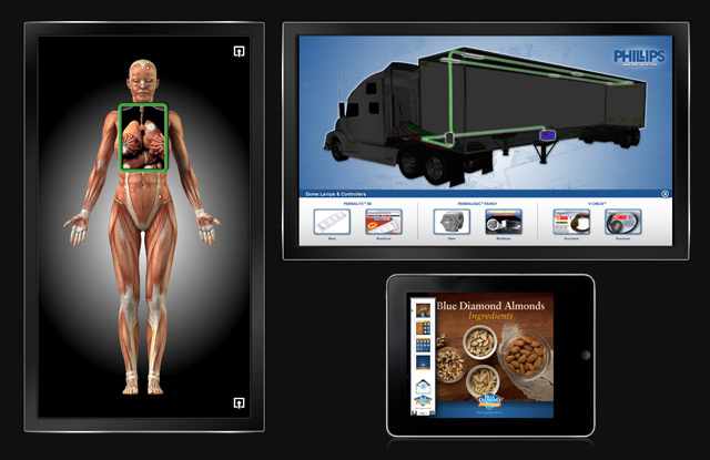 Trade Show and Event Technology, Custom  iPad Apps & Touch Screen Applications