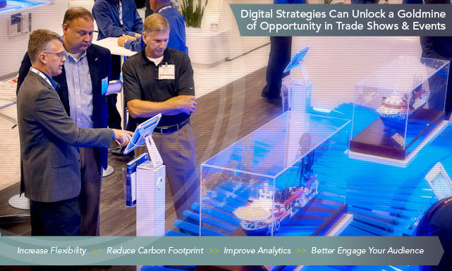 Digital Strategies for Trade Shows