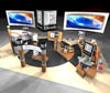 Trade Show exhibit design - Edwards Lifesciences - alt image 5