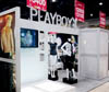 Trade Show exhibit design - Playboy - alt image 1