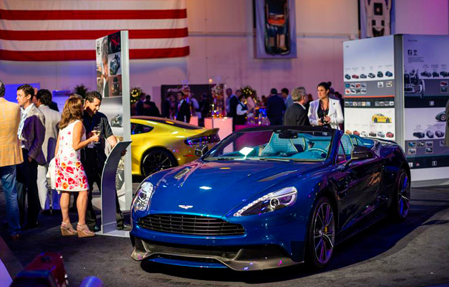 Displays for Auto Event Marketing