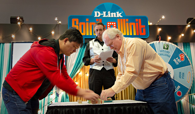 Trade Show Booth Game Ideas : Using in booth activities to engage your trade show audience